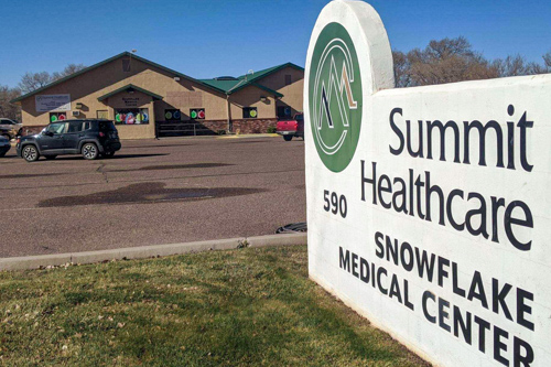 Summit Healthcare Snowflake Medical